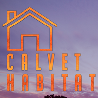 Logo de CALVET HABITAT, société de travaux en Isolation thermique des façades / murs extérieurs