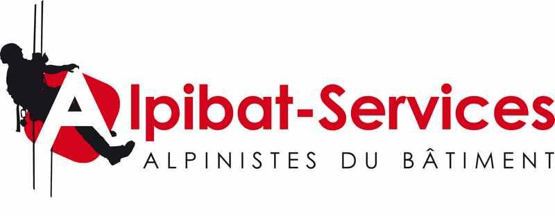 Logo de ALPIBAT-SERVICES, société de travaux en Nettoyage de toitures - façades - bardages