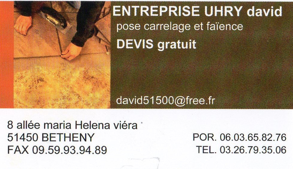 UHRY DAVID