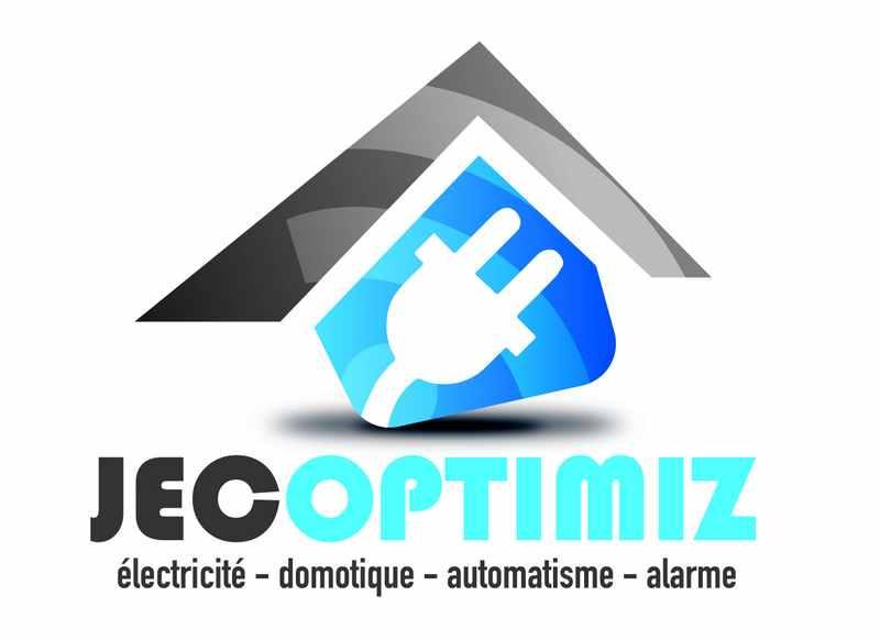 Logo de JECOPTIMIZ, société de travaux en Dépannage électrique