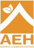 Logo de AEH, société de travaux en Production électrique : photovoltaïque / éolien