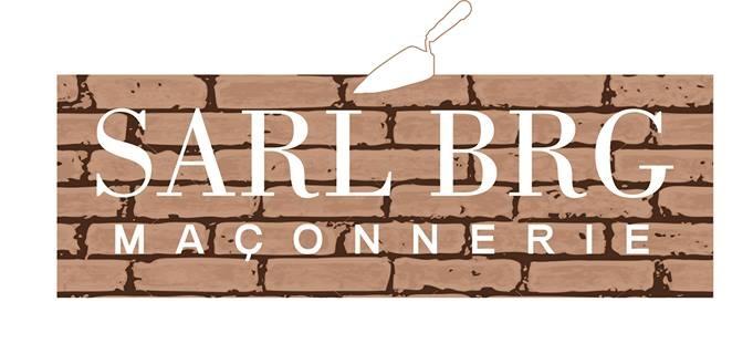 Logo de SARL BRG Maçonnerie, société de travaux en Construction, murs, cloisons, plafonds en plaques de plâtre
