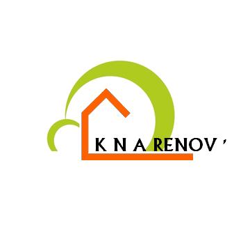 Logo de KNA RENOV, société de travaux en Décrassage ou démoussage de toiture