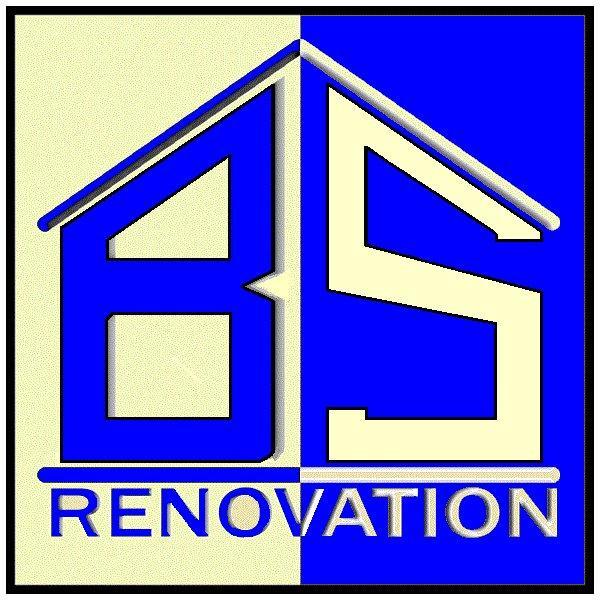 Logo de baumert renovations, société de travaux en Construction, murs, cloisons, plafonds