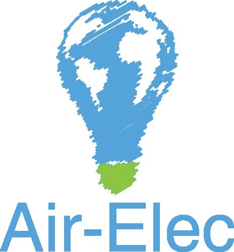 Logo de Air-Elec, société de travaux en Installation électrique : rénovation complète ou partielle