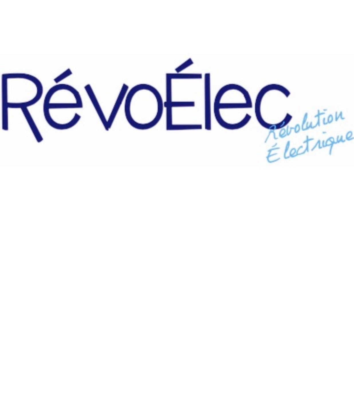 Logo de RÉVOÉLEC, société de travaux en Installation électrique : rénovation complète ou partielle