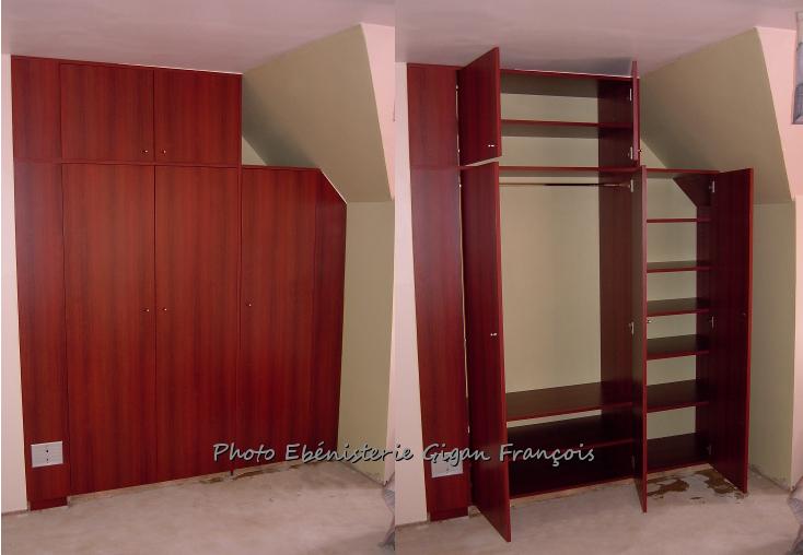 ENT. GIGAN François, artisan spécialisé en Fabrication de meubles en bois sur mesure
