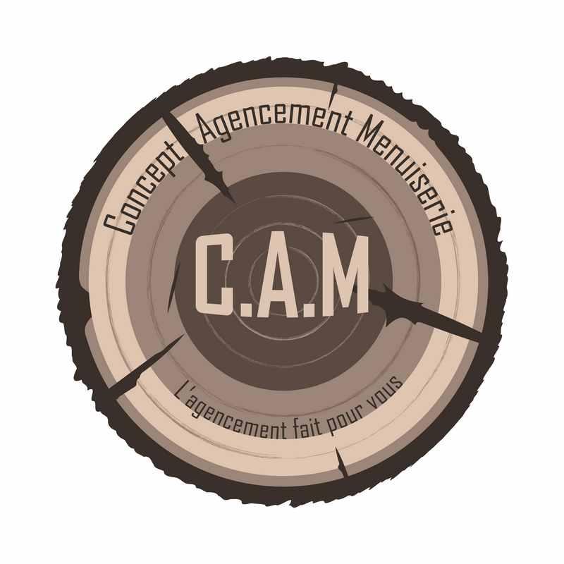 Logo de Concept Agencement Menuiserie, société de travaux en Fabrication de meubles en bois sur mesure