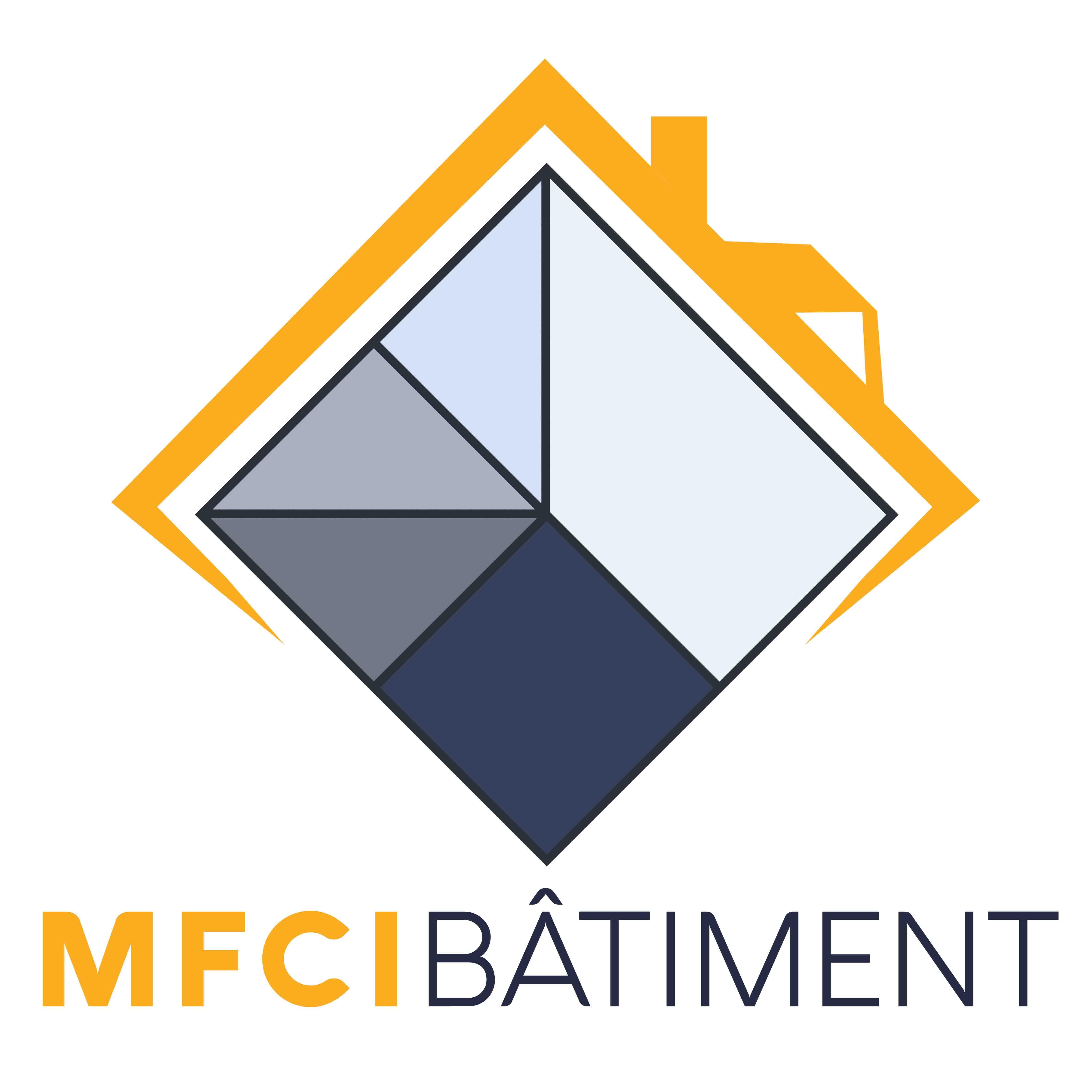 Logo de MFCI BÂTIMENT, société de travaux en Rénovation complète d'appartements, pavillons, bureaux