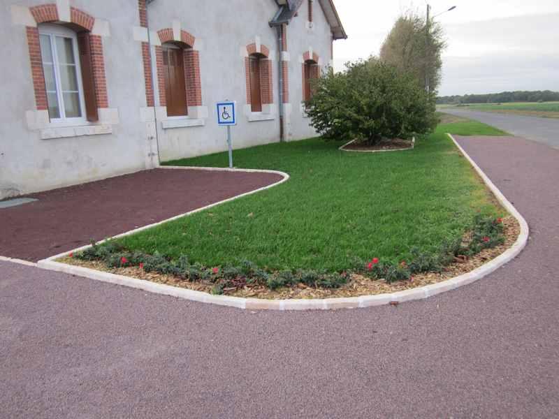 Logo de GIRARD PAYSAGE, société de travaux en Décoration jardin / patio / pergola / treillage / fontaine