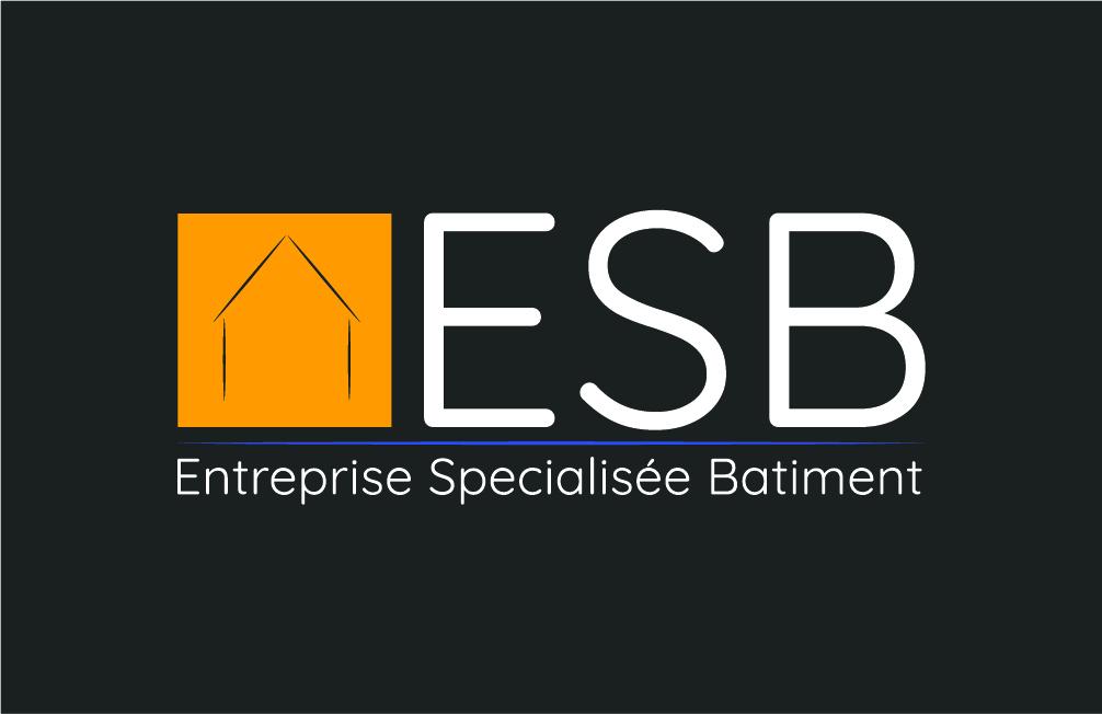 Logo de ESB, société de travaux en Fourniture et pose de faux plafonds