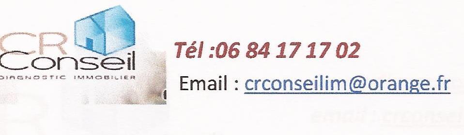 Logo de CR CONSEIL, société de travaux en Combles : isolation thermique