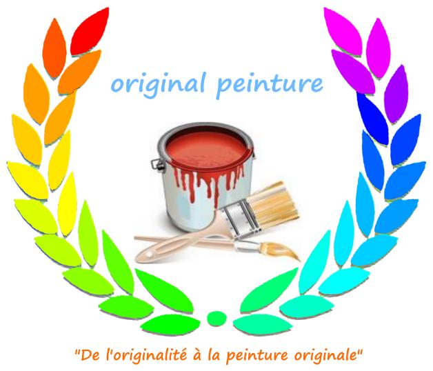 Logo de Original Peinture, société de travaux en Nettoyage mur et façade