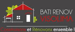 Logo de bati renov visolima, société de travaux en Construction de maison