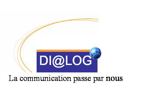 Logo de DI@LOG, société de travaux en Alarme domicile