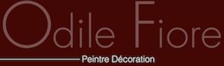 Logo de Odile Fiore Peinture Décoration, société de travaux en Aménagement dressing