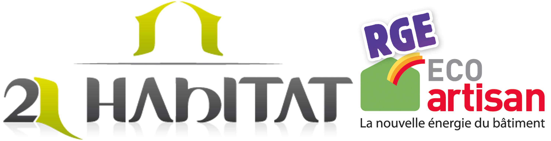 Logo de 2L HABITAT, société de travaux en Fourniture et remplacement de porte ou fenêtre en PVC