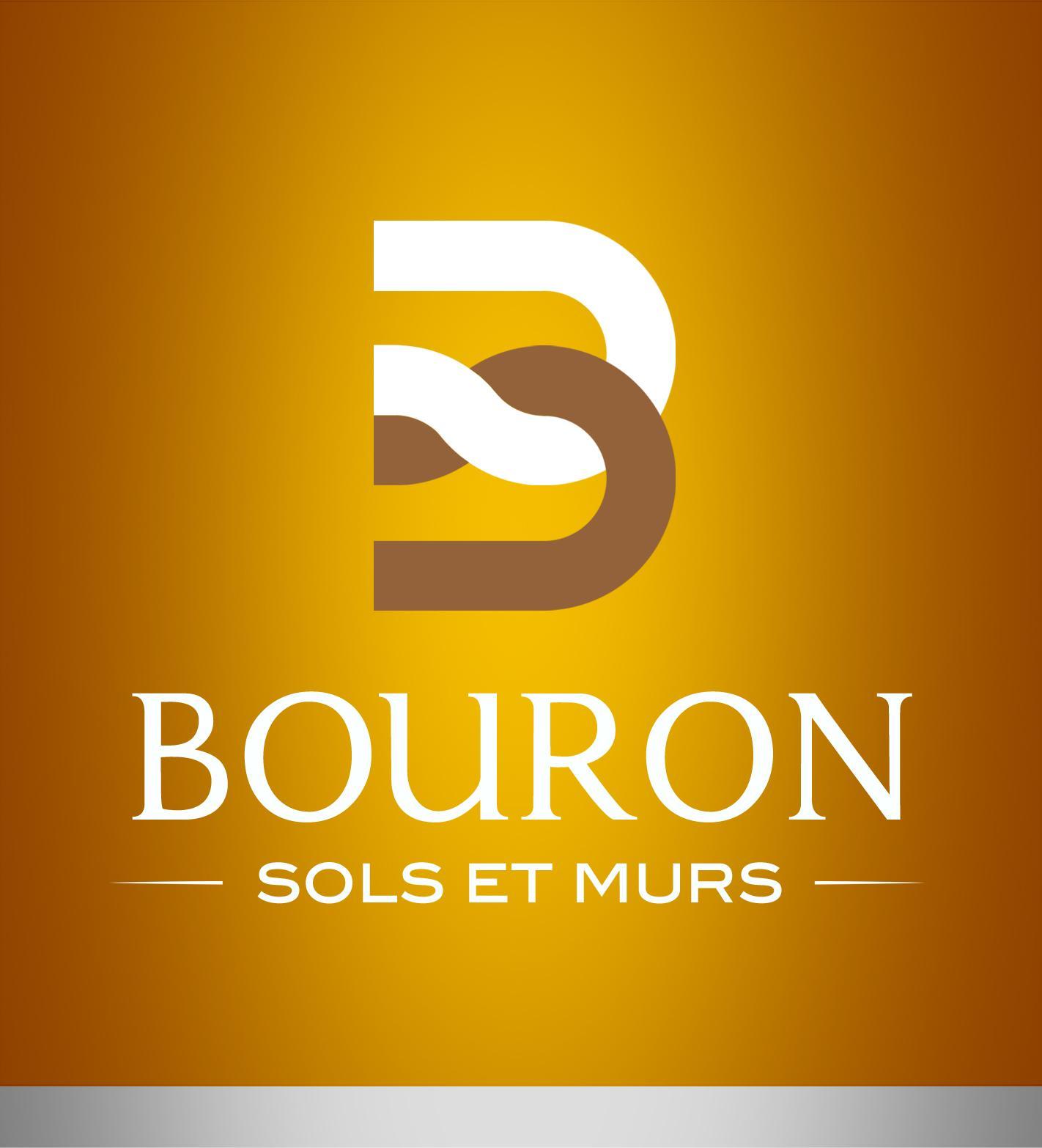 Logo de bouron, société de travaux en Fourniture et pose de moquettes