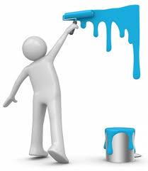 Logo de Topeintures, société de travaux en Travaux de plomberie salle de bains