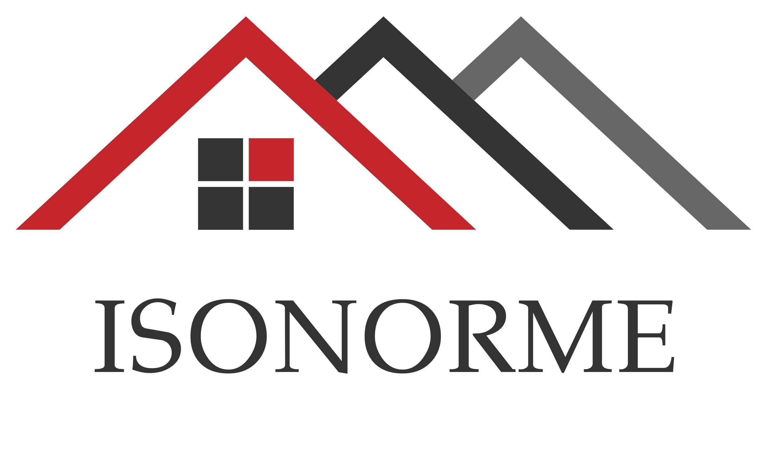 Logo de ISONORME, société de travaux en Fourniture et remplacement de porte ou fenêtre en aluminium
