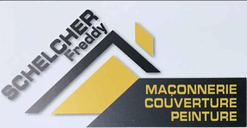 Logo de Schelcher.freddy, société de travaux en Maçonnerie : construction de murs, cloisons, murage de porte