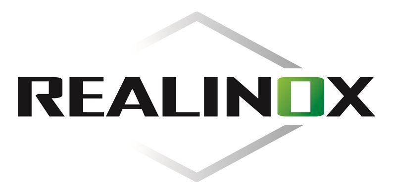 Logo de REALINOX, société de travaux en Travaux divers