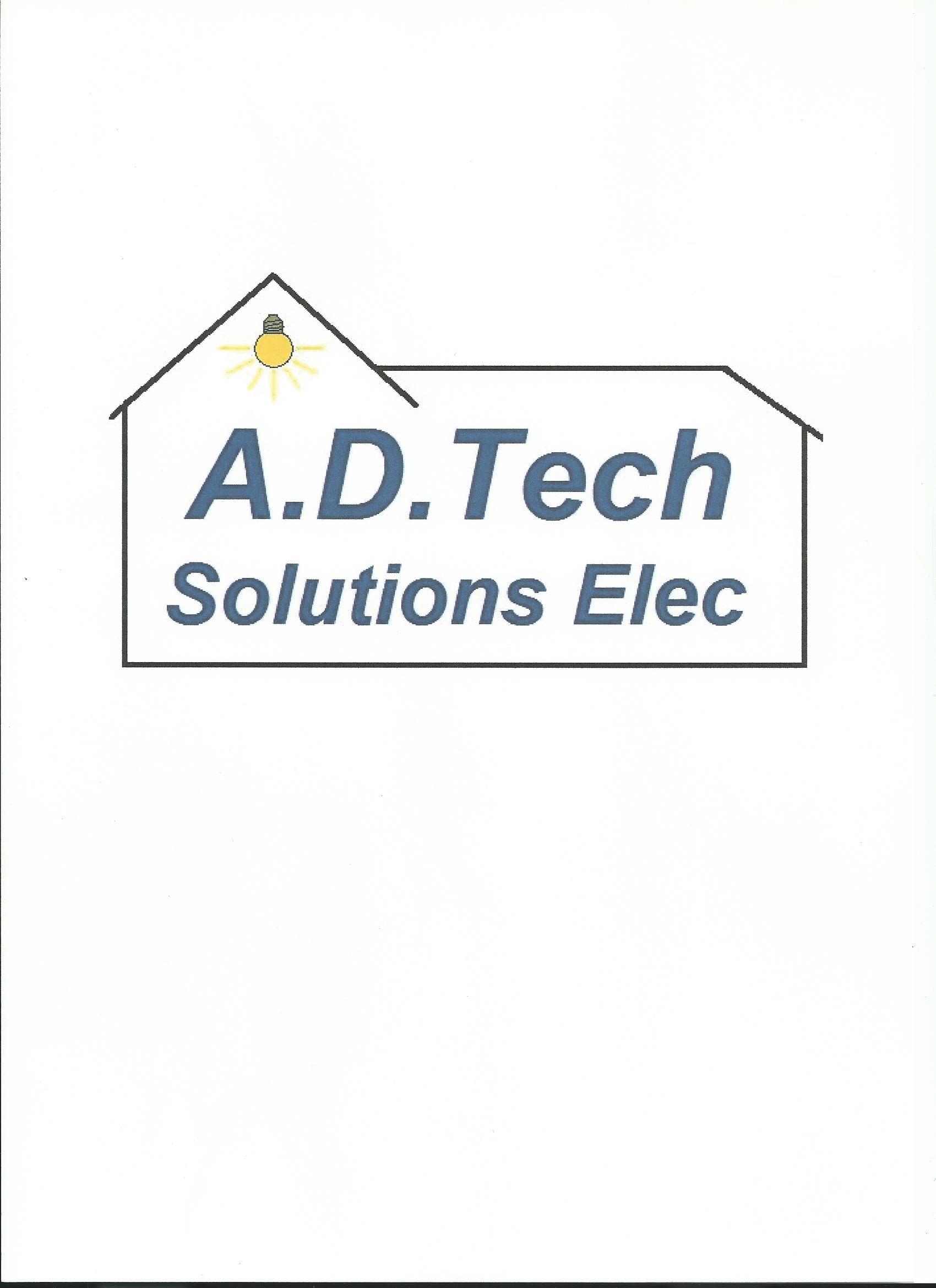 Logo de SCHOUMACHER Daniel A.D.Tech, société de travaux en Petits travaux en électricité (rajout de prises, de luminaires ...)