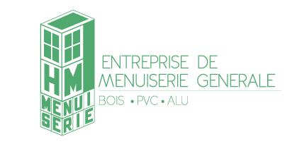 Logo de HM-Menuiserie, société de travaux en Changement de vitres cassées