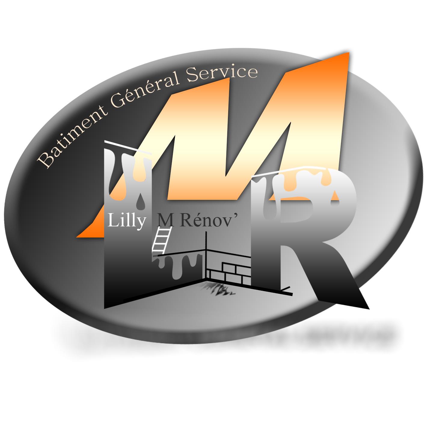 Logo de lilly m renov, société de travaux en Dallage ou pavage de terrasses