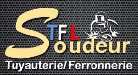 Logo de STFL.SOUDEUR, société de travaux en Abri pour piscine