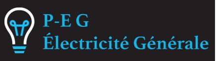 Logo de P-E G Electricité Générale, société de travaux en Installation électrique : rénovation complète ou partielle