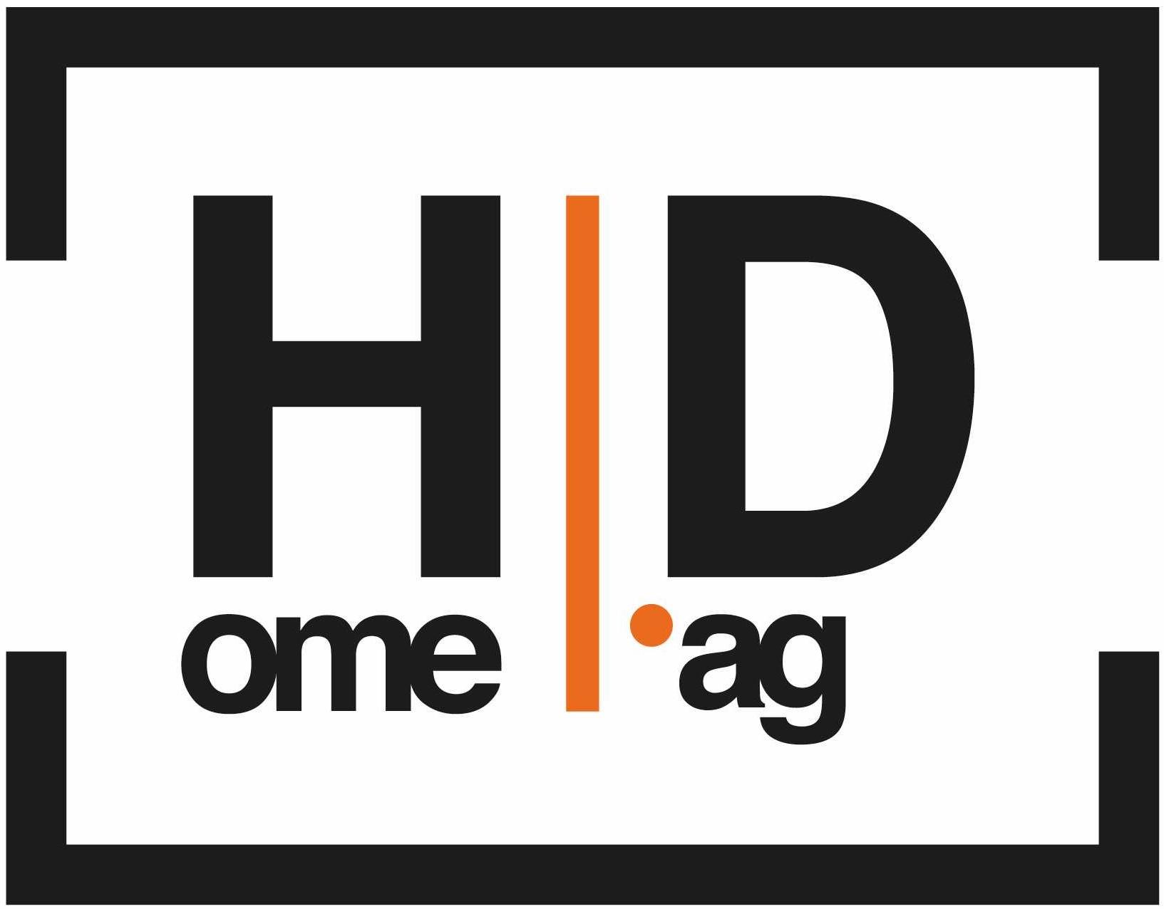 Logo de Homedag Design Intérieur, société de travaux en Architecte (construction ou rénovation de maisons individuelles)