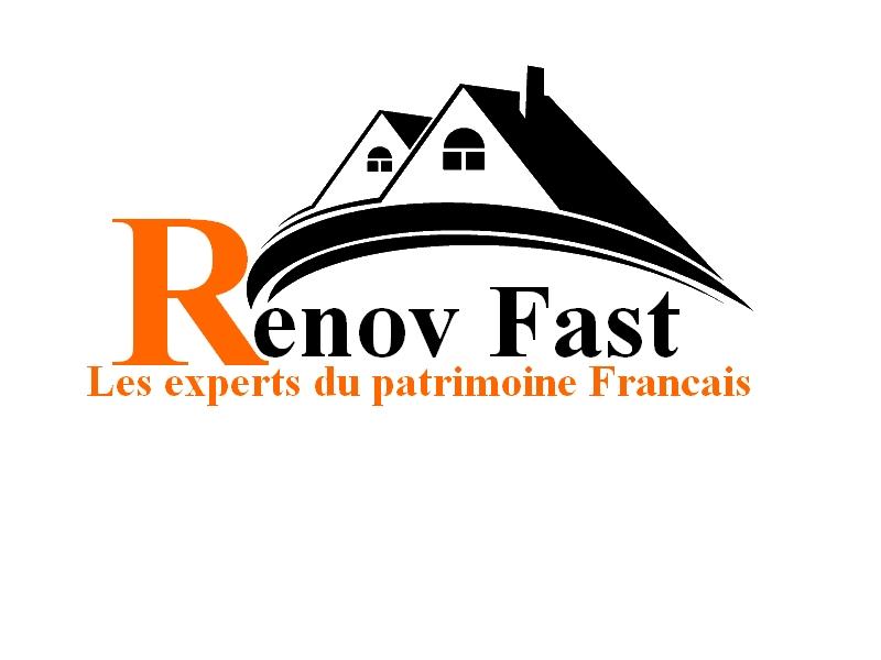 Logo de Renov Fast, société de travaux en Couverture complète (tuiles, ardoises, zinc)