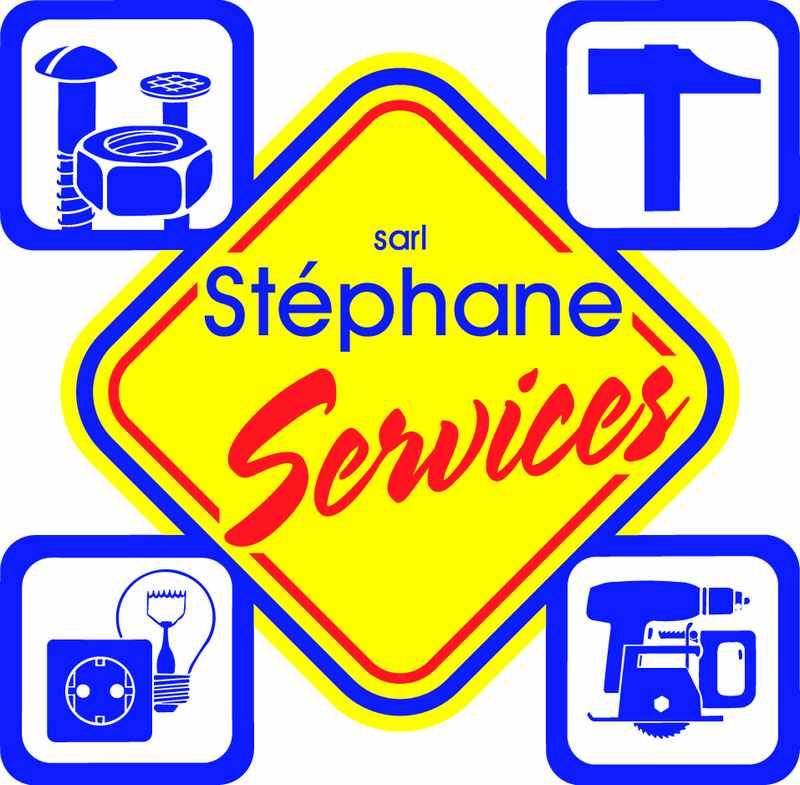 Logo de Stéphane Services, société de travaux en Fourniture et installation de lavabos, baignoires, douches, WC...