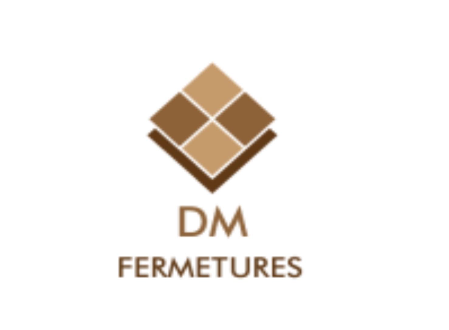 Logo de DM FERMETURES, société de travaux en Fourniture et installation d'une ou plusieurs fenêtres