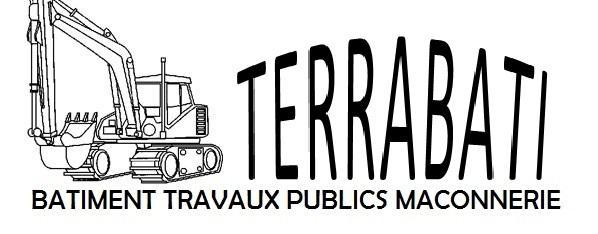 Logo de TERRABATI, société de travaux en Dallage ou pavage de terrasses