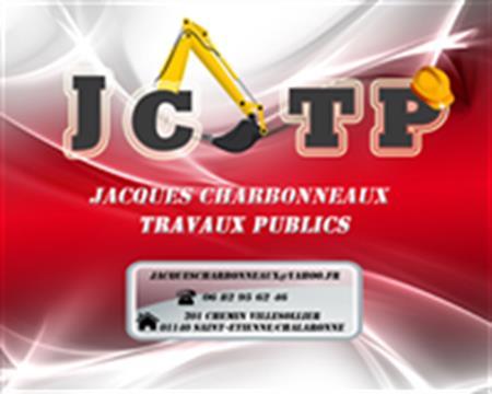 Logo de JCTP, société de travaux en Terrassement
