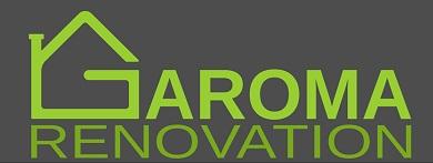 Logo de Garoma rénovation, société de travaux en Fourniture et pose de faux plafonds