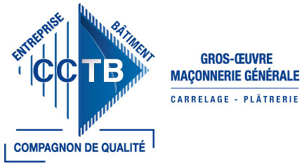 Logo de CCTB SAS, société de travaux en Construction & Rénovation de cloisons