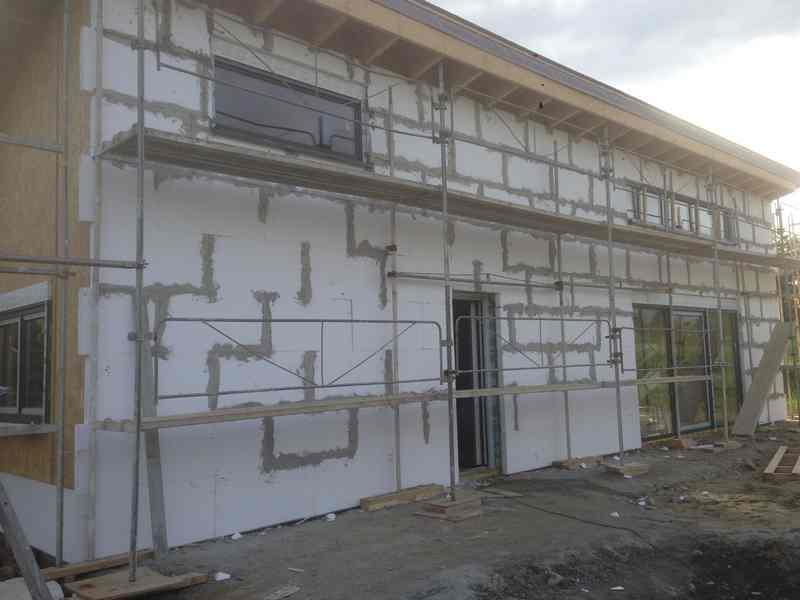 Logo de PRO-AQUITAINE RENOVATION ET NEUF, société de travaux en Construction, murs, cloisons, plafonds en plaques de plâtre