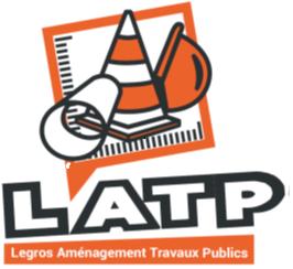 Logo de LATP, société de travaux en Dallage ou pavage de terrasses