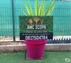 Logo de AMC SCOPA, société de travaux en Arrosage automatique (création)