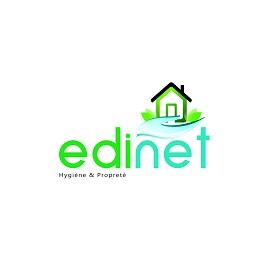 Logo de EDINET, société de travaux en Nettoyage industriel