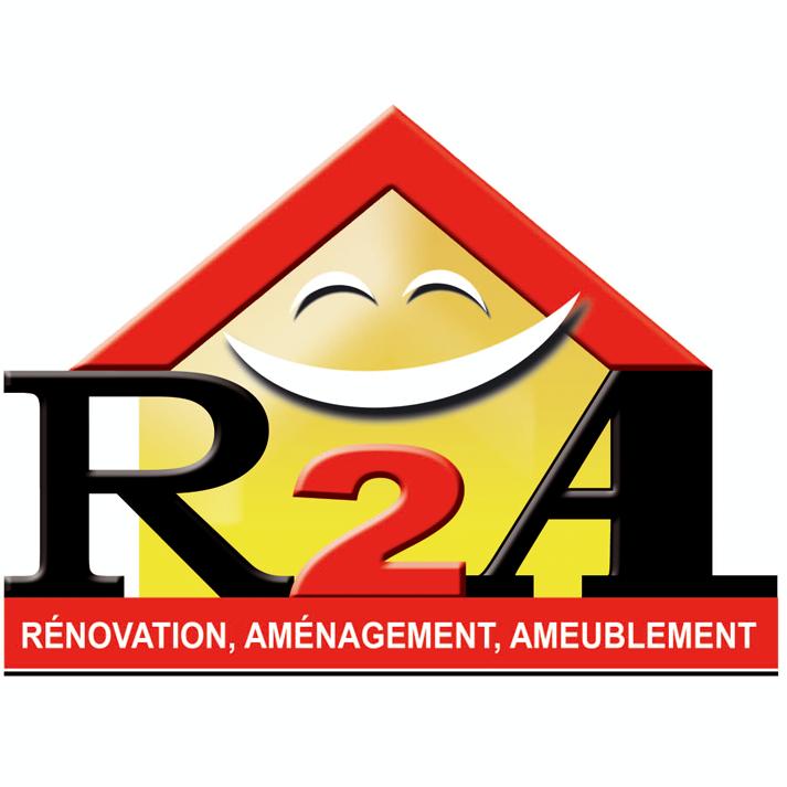 Logo de R2A, société de travaux en Aménagement de combles