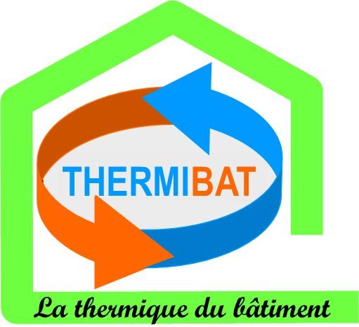 Logo de THERMIBAT, société de travaux en Bilan thermique