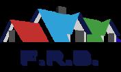 Logo de ENTREPRISE F.R.B., société de travaux en Peinture : mur, sol, plafond