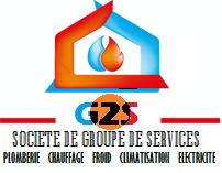 Logo de G2S ENERGIE, société de travaux en Fourniture et pose d'une climatisation réversible / chauffage