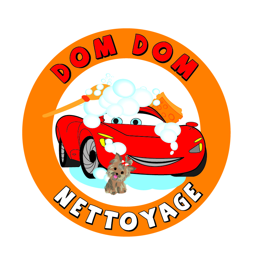 Logo de Dom Dom Nettoyage, société de travaux en Petits travaux de maçonnerie