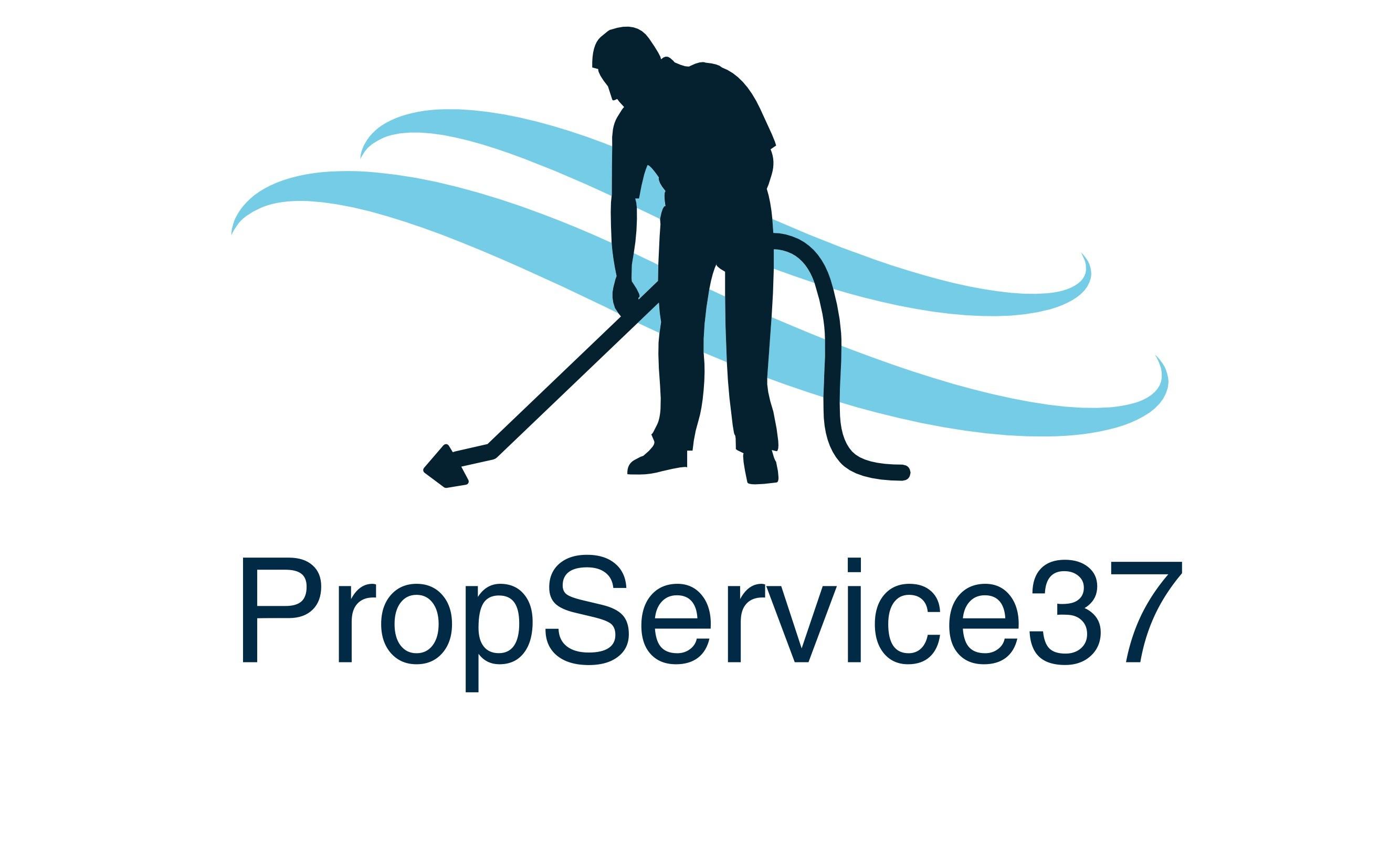 Logo de Propservice37, société de travaux en Locaux Professionnels