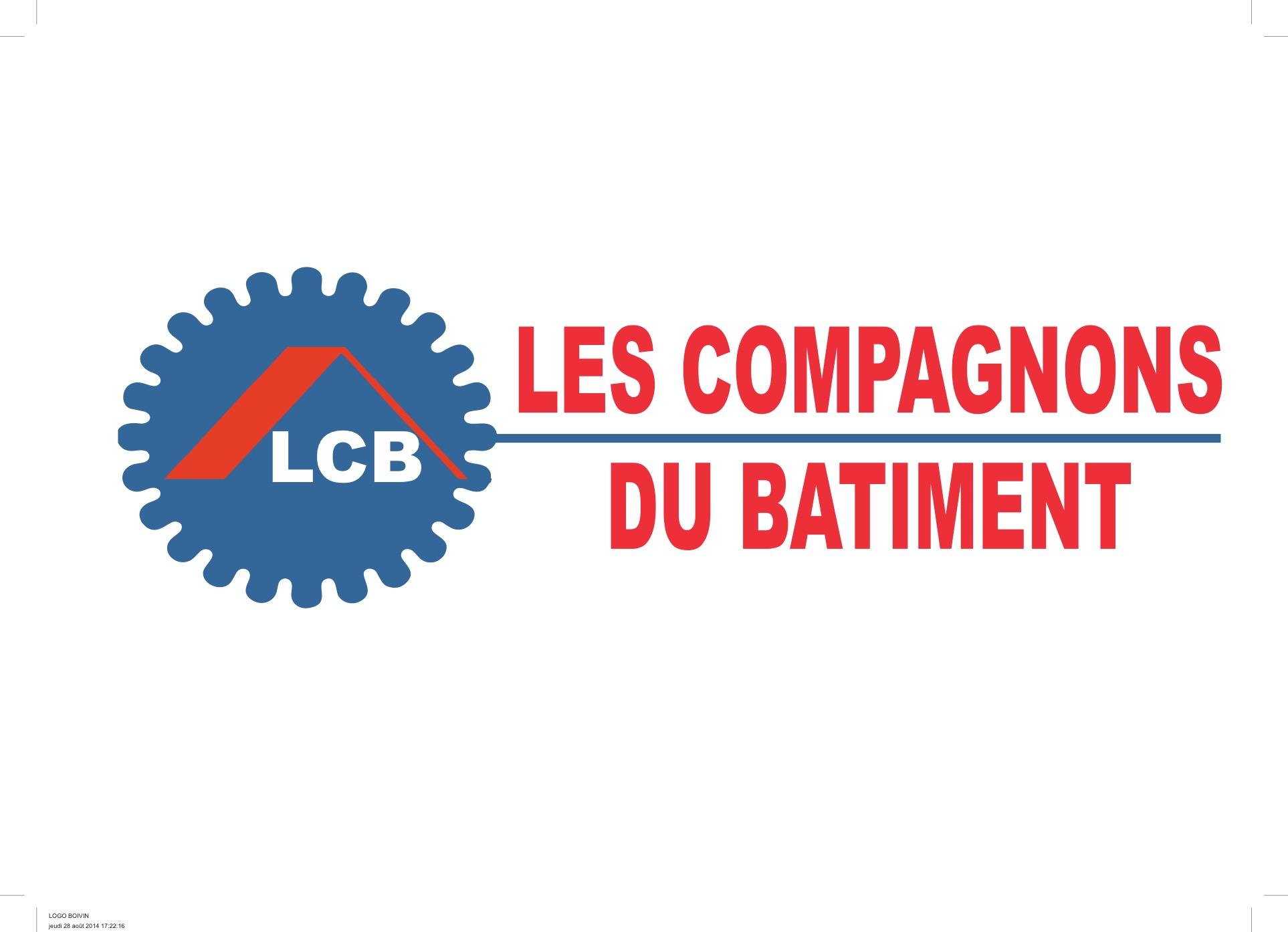 Logo de Les compagnons du bâtiment, société de travaux en Ramonage
